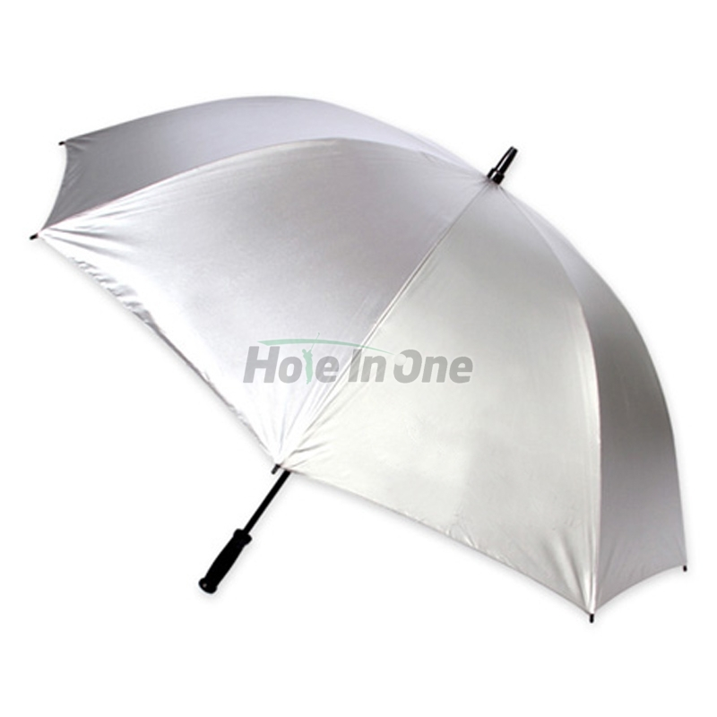 Double Canopy Firbreglass Shaft Windproof Umbrella - double canopy firbreglass shaft windproof umbrella - 2    - Hole In One Golf